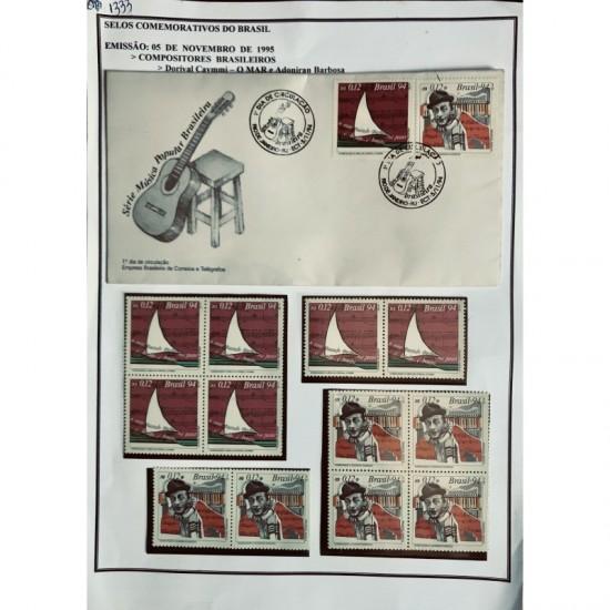 selos Comemorativos do...