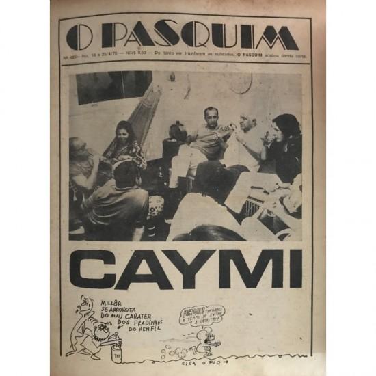 O Pasquim -Dorival Caymmi
