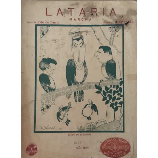 Lataria-João de Barro