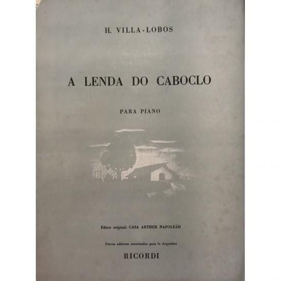 A lenda do caboclo-villa lobos
