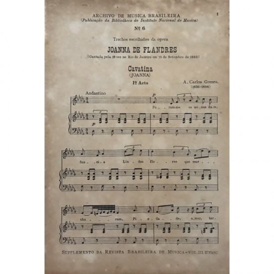 Trecho da Opera Joanna de...