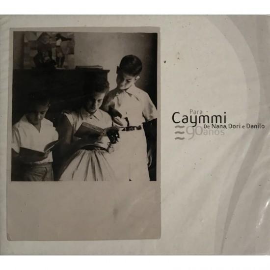 Para Caymmi-De Nana, Danilo...