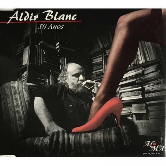 Aldir Blanc-50 anos