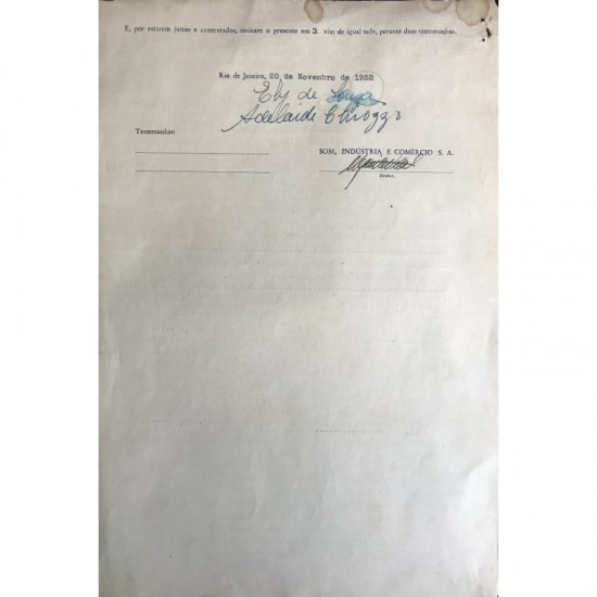 Contrato Assinado Cantora...