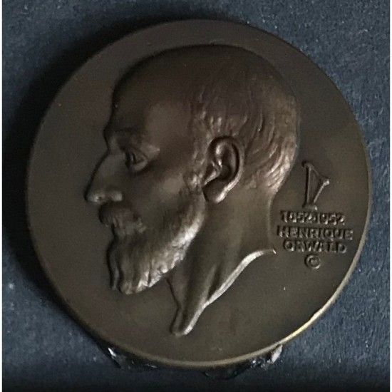 Medalha Henrique Oswald...