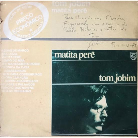 Tom Jobim - Matita Pere -...