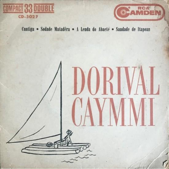 """Dorival Caymmi - 7"""" Rca..."""