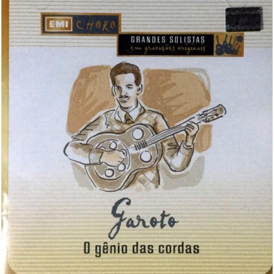 Garoto - O Genio Das Cordas...
