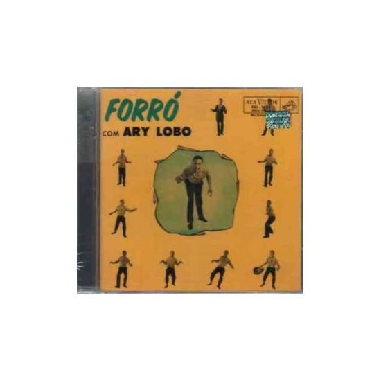 Ary Lobo - Forró Com Ary Lobo