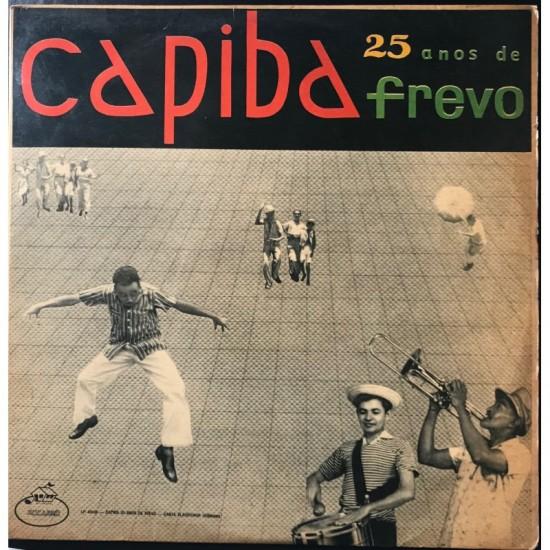 Capiba - 25 Anos De Frevo