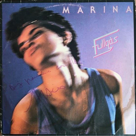 Marina Lima - Fullgas -...