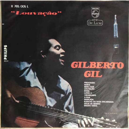 Gilberto Gil - Louvacao