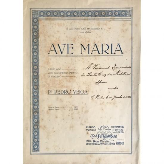AVE MARIA (PE. PEDRO VEIGA)