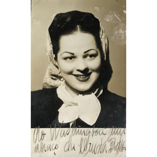 Linda Batista - Autografada