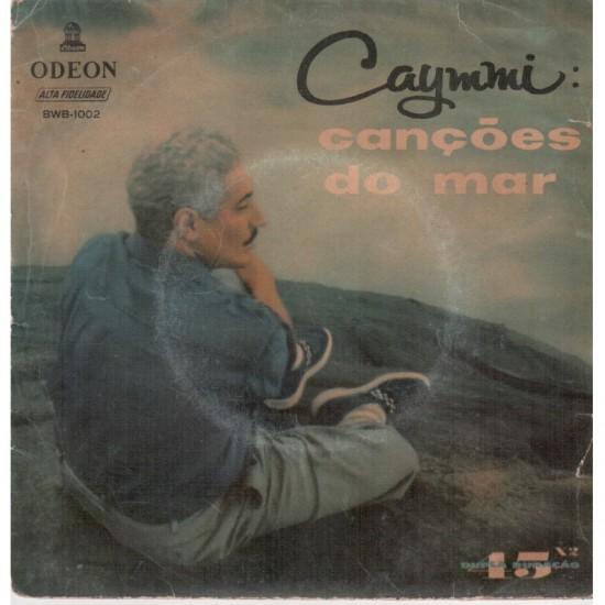 Caymmi Cancoes Do Mar -...