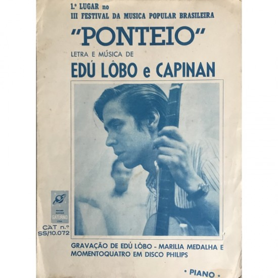Edu Lobo E Capinan - Música...