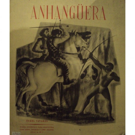 Álbum Anhanguera, De Hekel...
