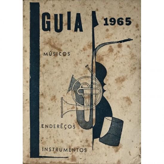 Guia De Músicos 1965....