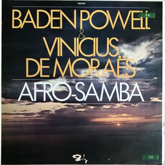 Baden Powell E Vinicius de...