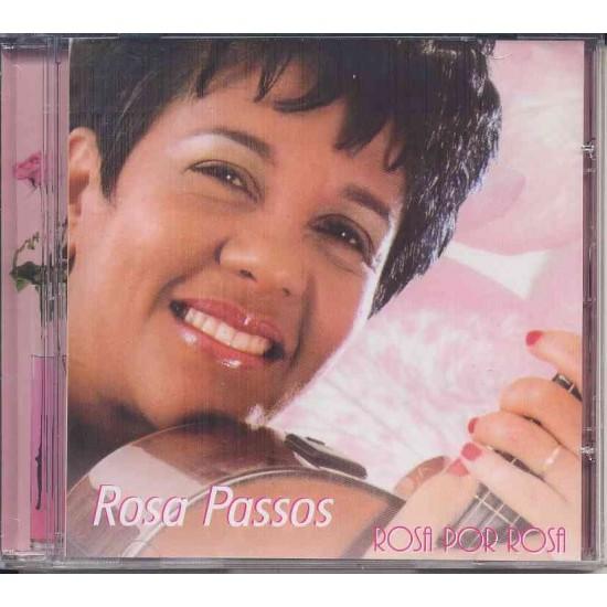 Rosa Passos - Rosa Por Rosa