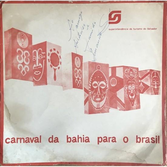 Carnaval da bahia para o...