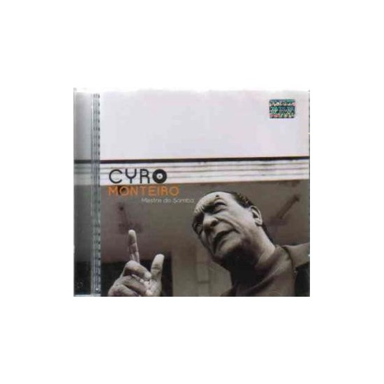 Cyro Monteiro - Mestre Do...