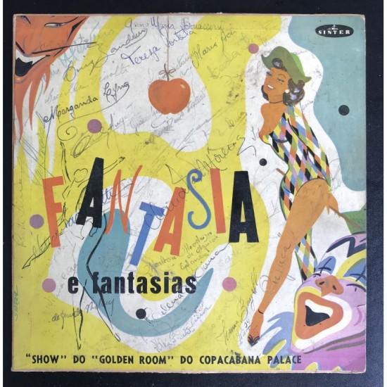 Fantasia e fantasias-trilha...