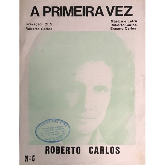 A primeira vez-Roberto...