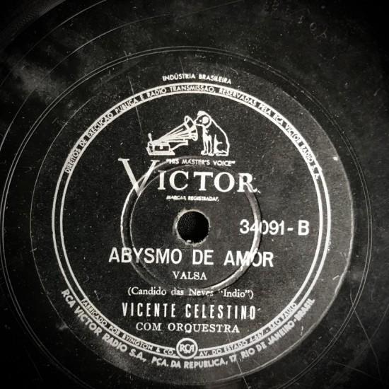Abismo de amor-Vicente...