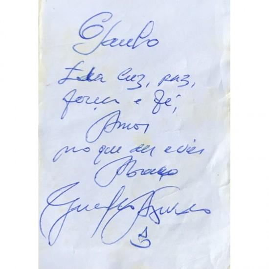 Geraldo Azevedo autógrafo