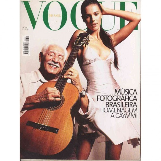 Revista Vogue - Dorival Caymmi