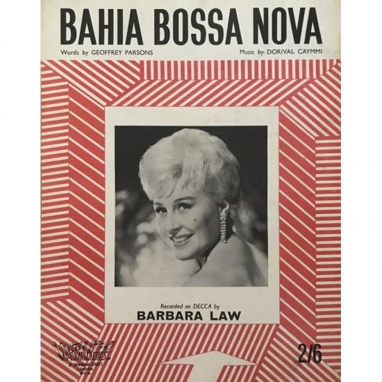 Bahia Bossa Nova-Dorival...