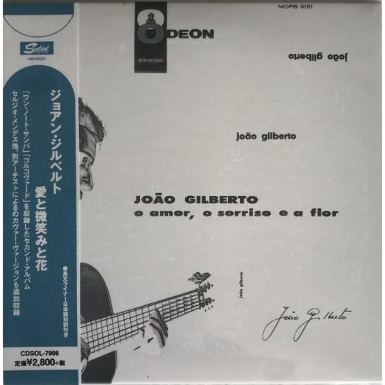 João Gilberto-o amor, o...