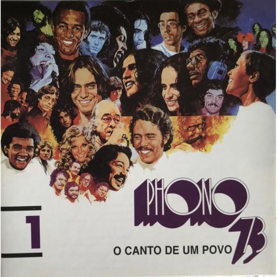 Phono 73-o canto de um povo