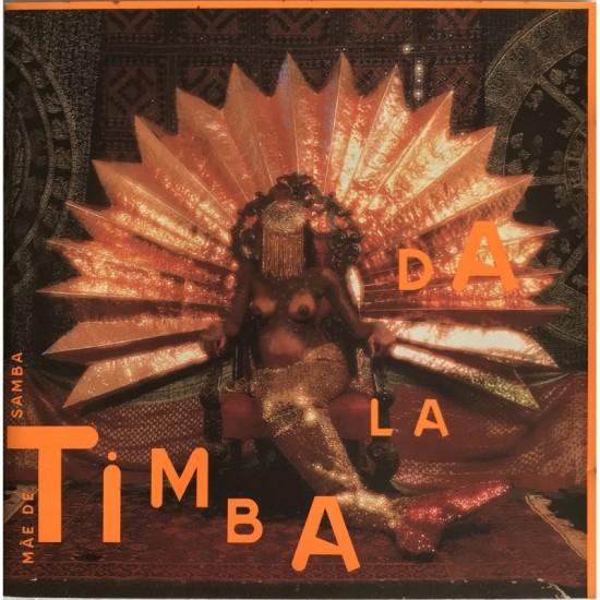 Timbalada-mãe de samba