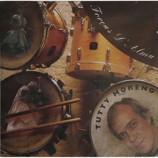 Tutty Moreno - Forcas d Alma