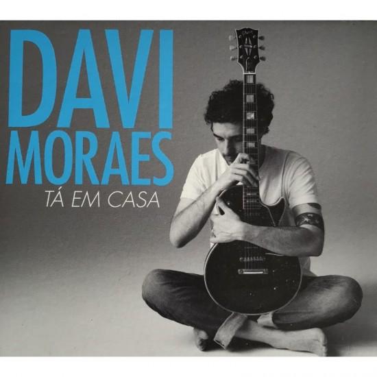 Davi Moraes-tá em casa