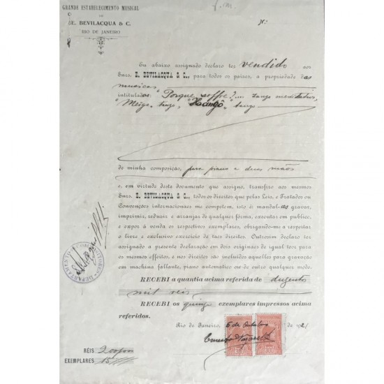 Documento De Vendas De...