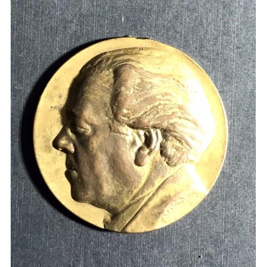 Medalha: Heitor Villa-lobos