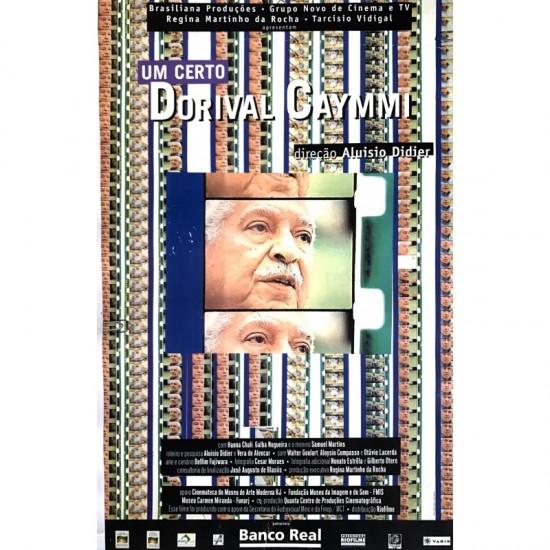 Um Certo Dorival Caymmi Poster