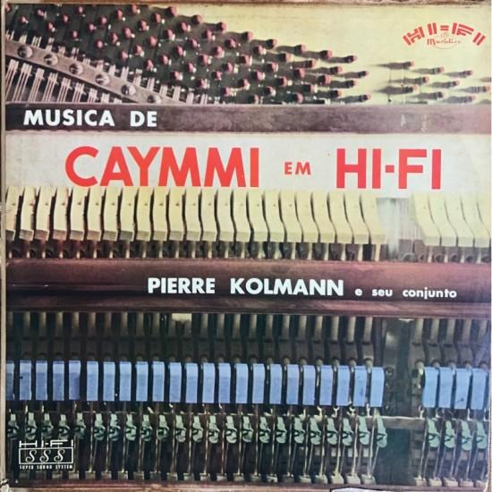 Pierre Kolmann - Musica De...