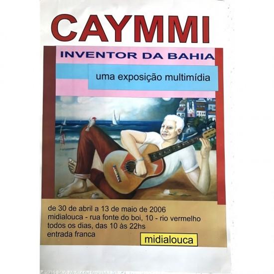 Poster Caymmi Inventor Da...