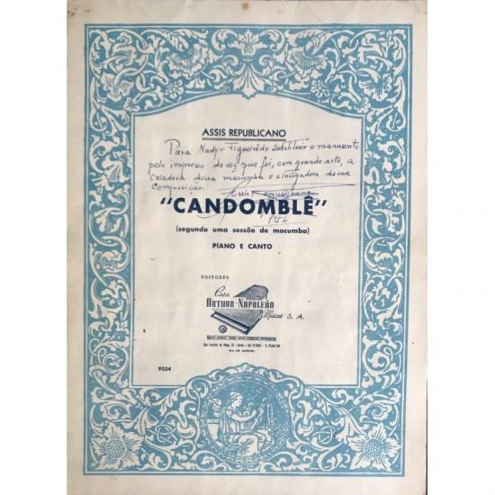 CANDOMBLÉ (ASSIS REPUBLICANO)