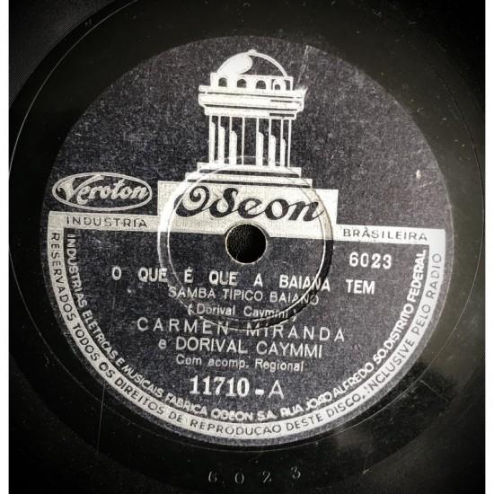 Carmen Miranda Dorival...