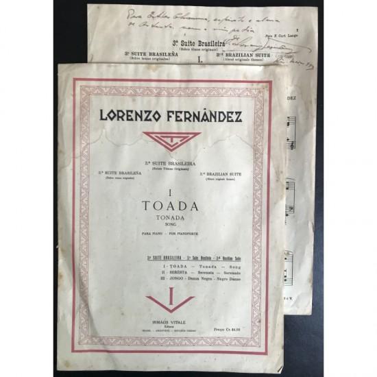 Toada, Por Lorenzo...