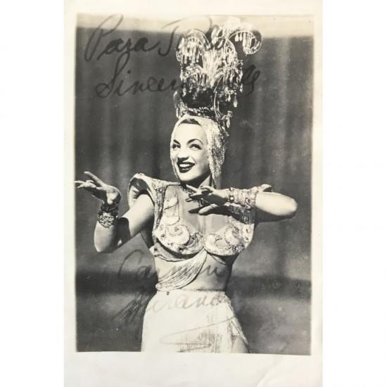 Carmen Miranda -