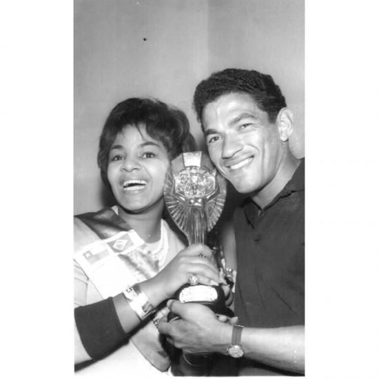 Elza Soares & Mane Garrincha -