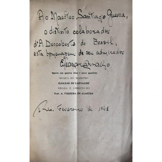 Autografo - Eleazar De...