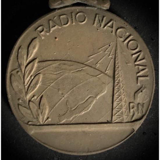 Medalha - Radio Nacional -...