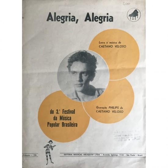 Caetano Veloso - Alegria,...